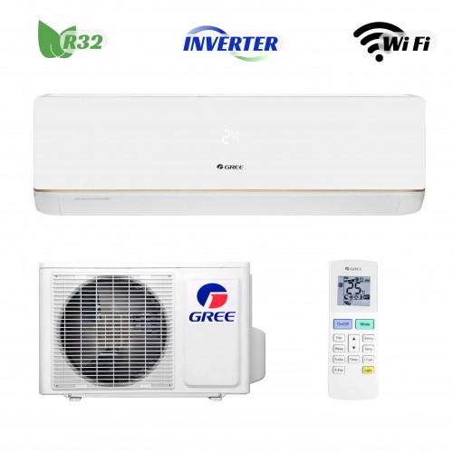 Кондиціонер GREE Bora inverter R32 GWH09AAB-K6DNA5A (Wi-Fi)