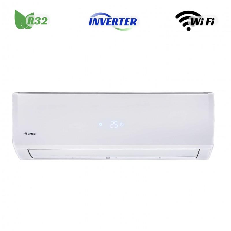 Внутрішній настінний блок мультисистеми GREE Smart Wi-Fi GWH12QB-K6DNB6I/I (R32)