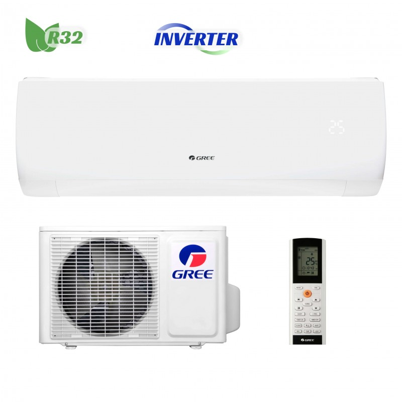 Кондиціонер GREE Muse Inverter GWH24AFE-K6DNA1A