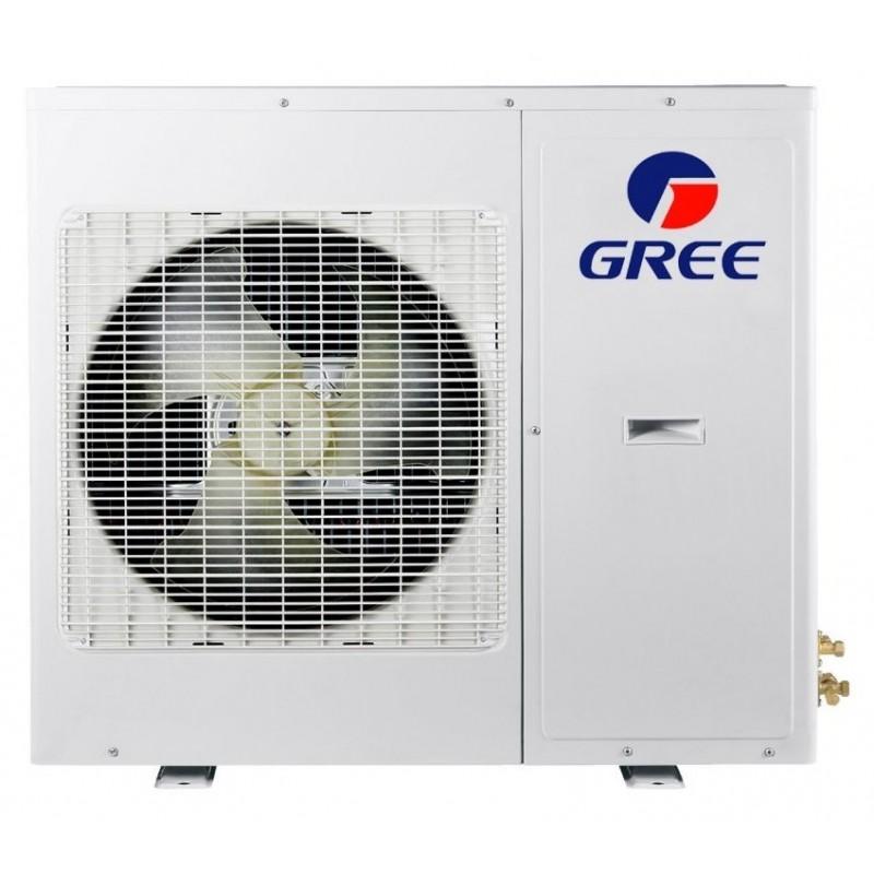 Підлогово-стельовий кондиціонер Gree серії U-MATCH Inverter R32 GUD125ZD/A-T/GUD125W/NhA-X