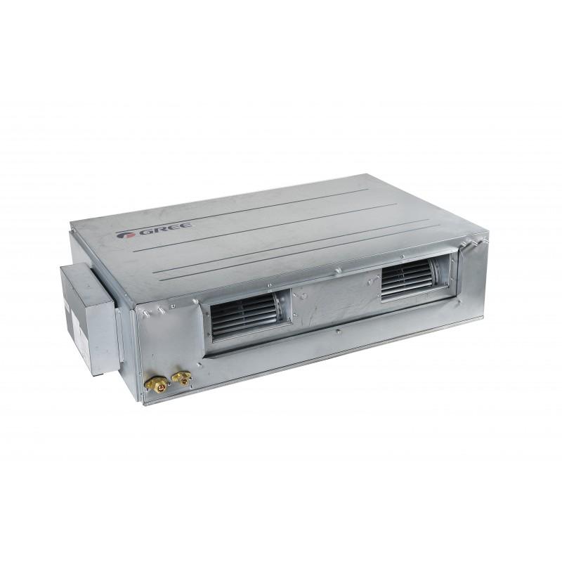 Канальний кондиціонер Gree серії U-MATCH GU140PHS/A1-K/GU140W/A1-M