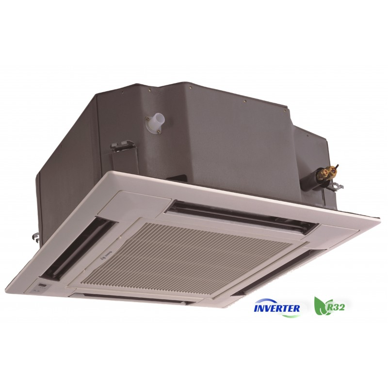 Касетний кондиціонер Gree серії U-MATCH Inverter R32 GUD125T/A-T/GUD125W/NhA-X