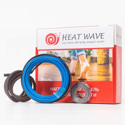 Комплект нагрівального кабелю двожильного HeatWave cекция HW 20-200