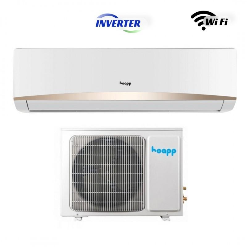 Кондицiонер Hoapp Luna inverter HSZ-LA55VAW/HMZ-LA55VA (Wi-Fi)