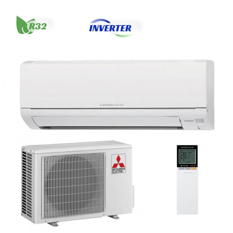 Кондиціонер Mitsubishi Electric Classic Inverter MSZ-HR35VF/MUZ-HR35VF