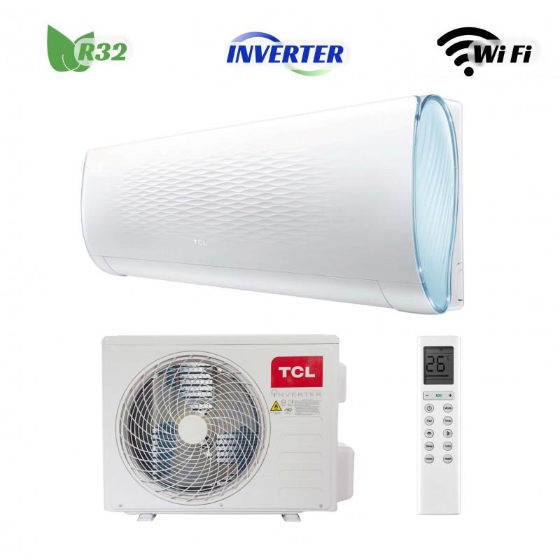 Кондиціонер TCL серія XP TAC-09CHSD/XPI Inverter R32 WI-FI
