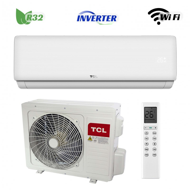 Кондиціонер TCL серія Elite TAC-12CHSD/XAB1IHB Heat Pump  Inverter R32 WI-FI
