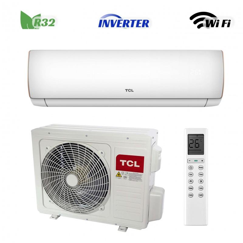 Кондиціонер TCL серія Era TAC-12CHSD/YA11I Inverter R32 WI-FI