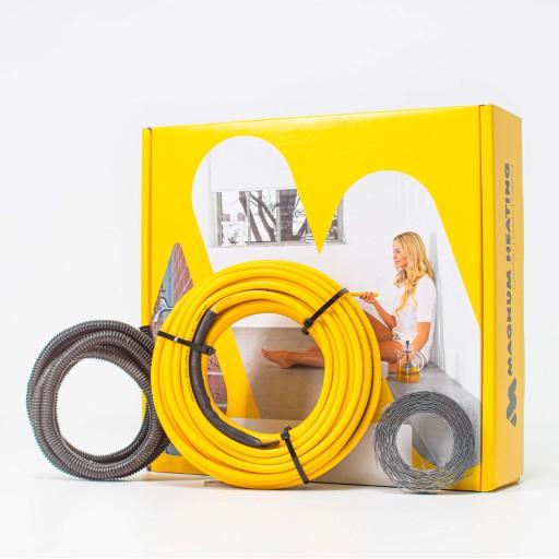 Нагрівальний кабель