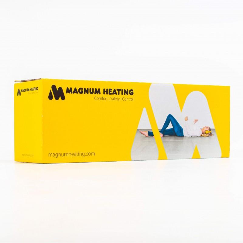 Комплект нагрівального мату двожильного MAGNUM Mat 4,0 m²