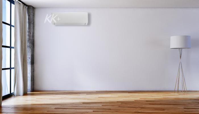 Кондиціонер GREE Pular Inverter  - ціна в Києві, монтаж в Києві, картинка в інтер'єрі