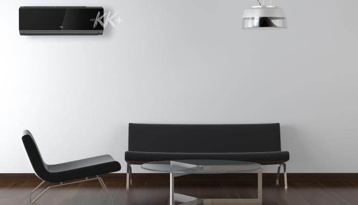 Кондиціонер TCL серия Elite XA82I Black Inverter R32 Wi-Fi Ready  - ціна в Києві, монтаж в Києві, картинка в інтер'єрі